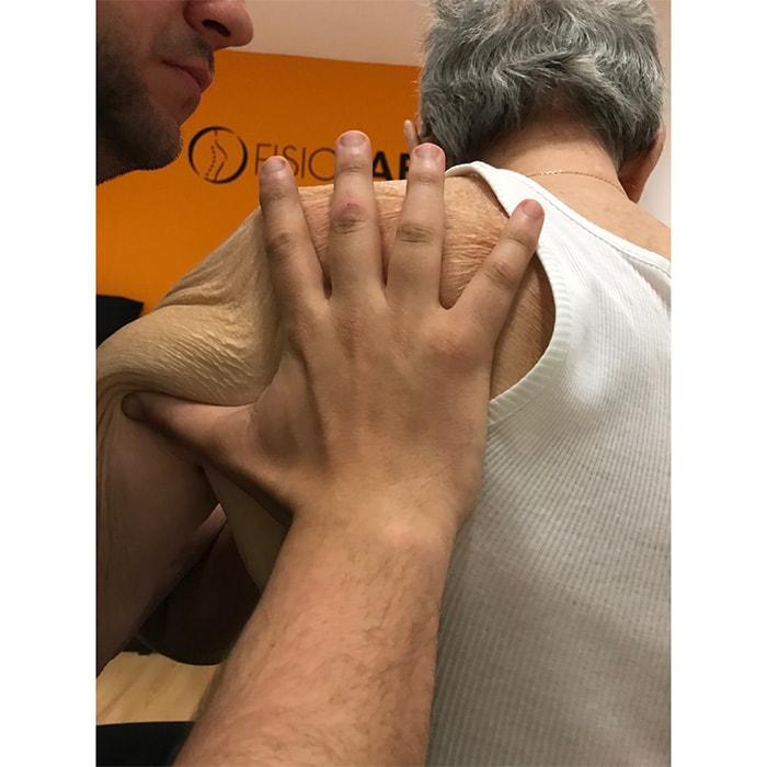 Terapia de hombro
